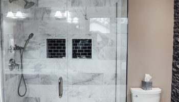 Glass Shower Remodel