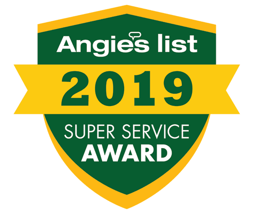 2019 Super Service Award Angie's List